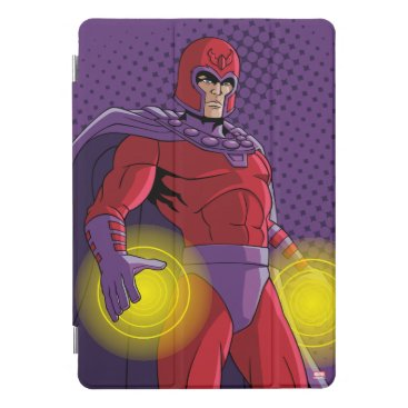 Classic X-Men | Magneto Using Powers iPad Pro Cover