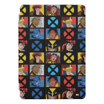 Classic X-Men | X-Men Hero Character Grid iPad Pro Cover