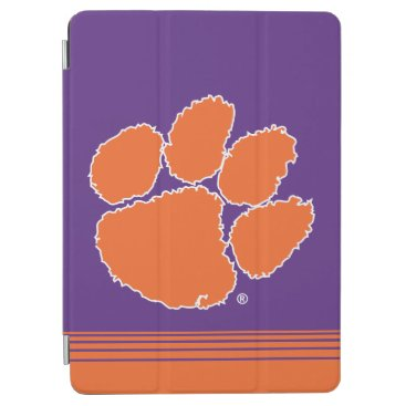 Clemson University Tiger Paw iPad Air Cover