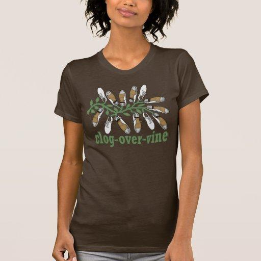 Clogger Tee Shirt Design
