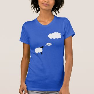 Cloud Sheep Shirts