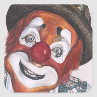 Clown Jonathan Freddes
