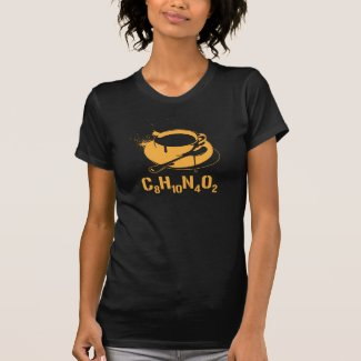 Coffee C8H10N4O2 Shirt