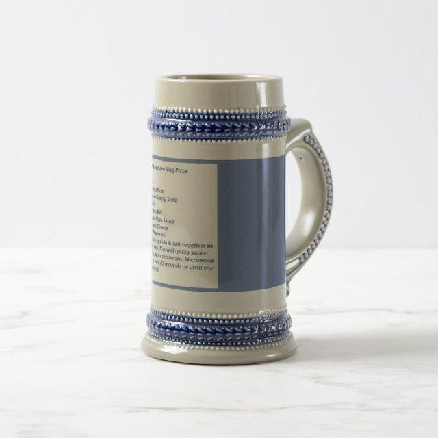 Coffee Mug With Microwave Mug Pizza Recipe