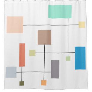 pastel color shower curtains zazzle