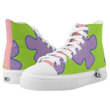 Colorful Hawaiian Shoes
