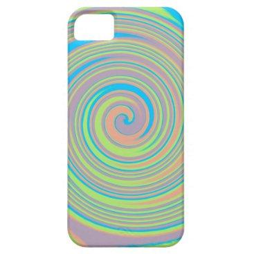 Colorful pinwheel design Galaxy S3 phone case