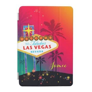 Colorful Viva Las Vegas Magnetic iPad Mini Cases