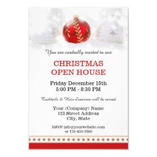 Christmas Open House Invitations 400 Christmas Open