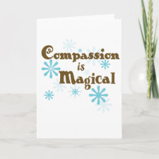 Compassion is Magical Cards
