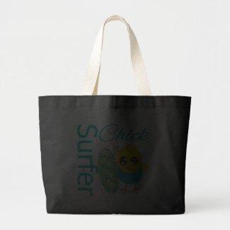 Cool Surfer Chick bag
