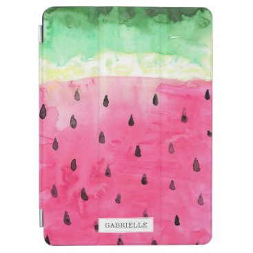 Cool Watermelon Pattern iPad Air Cover