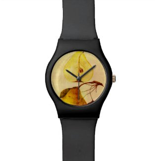 Copper Pear Wrist Watch