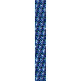 Core Energy Matrix - Ugly Mens Tie by CricketDiane tie