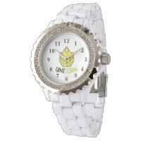 Corn Unicorn Wrist Watch