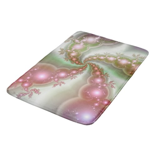 Cosmic Colors Bathroom Mat