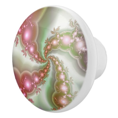 Cosmic Colors Ceramic Knob