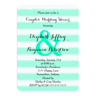 Couple 39 S Wedding Shower Invitation Vows