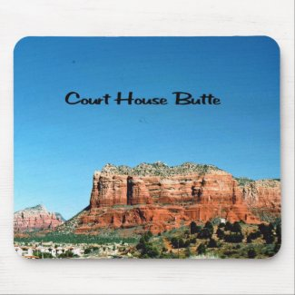 Court House Butte Mousepads