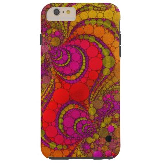 Crazy Abstract iPhone6 Plus Case