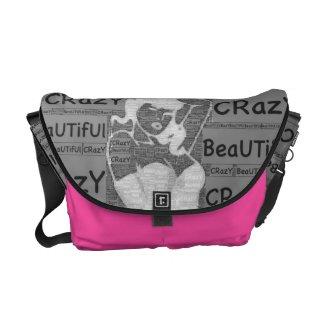 Crazy Beautiful messanger bag Courier Bags