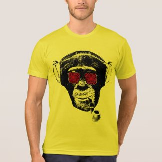Crazy monkey tshirts