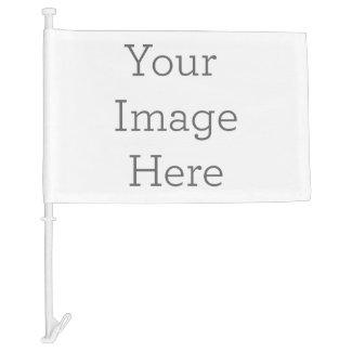 Create Your Own Car Flag