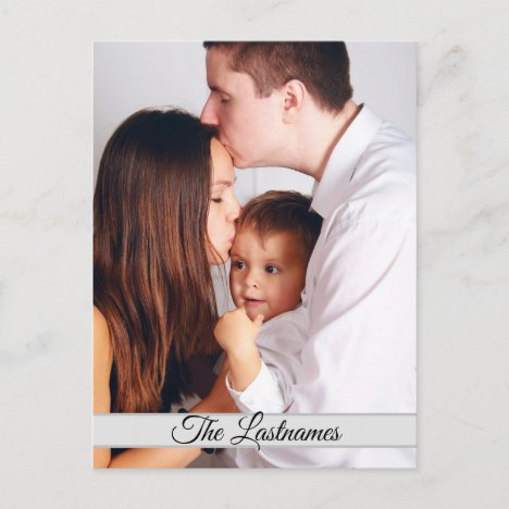 Create Your Own Custom Image Personalized Postcard