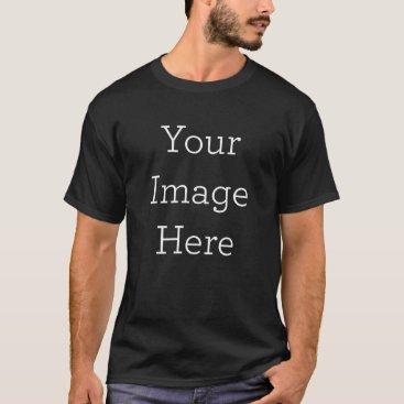 Create Your Own Men's Dark Short Sleeve T-Shirt