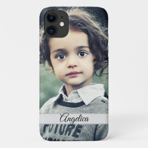 Create Your Own Photo iPhone 11 Case