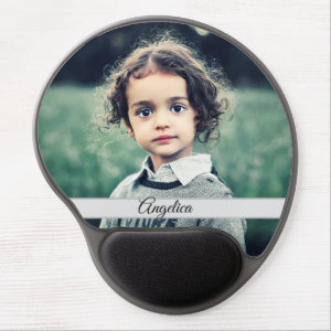 Create Your Own Photo Image Gel Mouse Pad