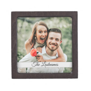 Create Your Own Photo Image Gift Box
