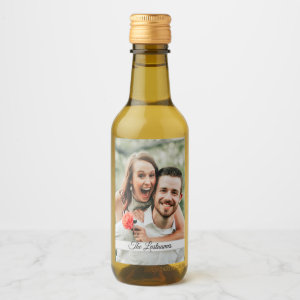 Create Your Own Photo Image Wine Label