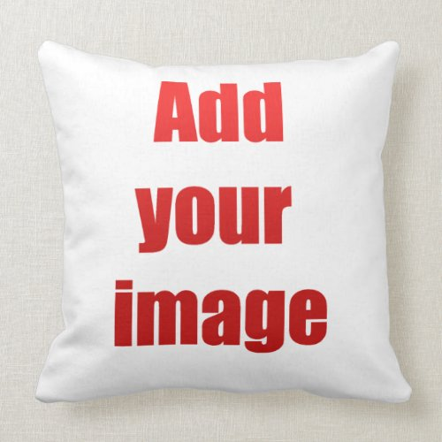 Create your own throw pillow throwpillow