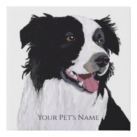 Create Your Pet's Portrait with a Photo