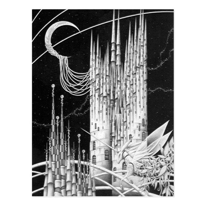 Crescent Moon Castle
