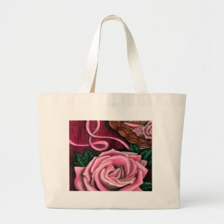 Cricket's Roses Designer Products bag