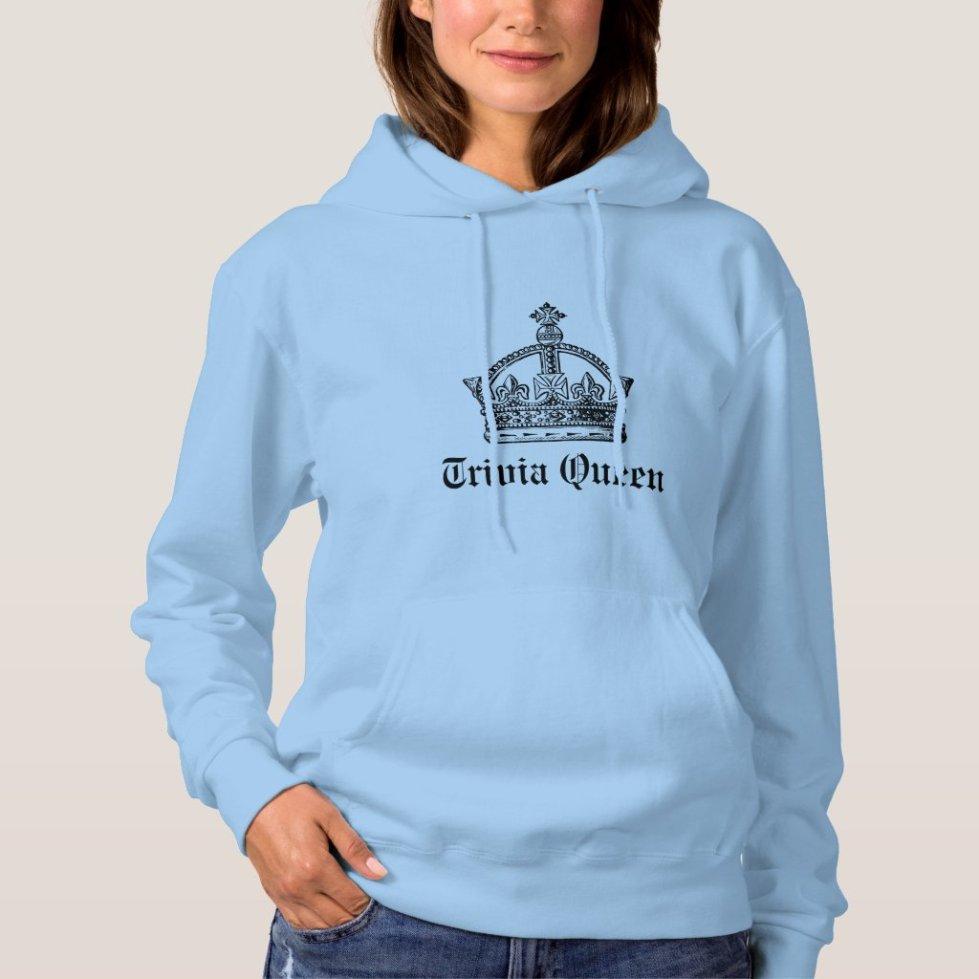 Crown_1_lg, Trivia Queen T-Shirt