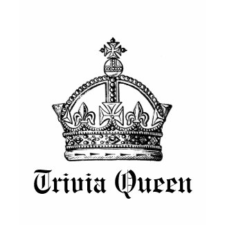 crown_1_lg, Trivia Queen shirt