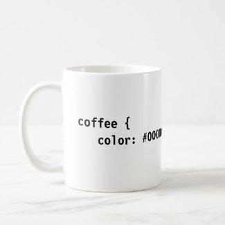 CSS Coffee mug