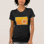 Curly Sunshine Customizable Design t-shirts