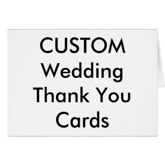 Custom Wedding Thank You Cards 5 6