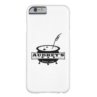 Cute Bar Logo Barely There iPhone 6 Case