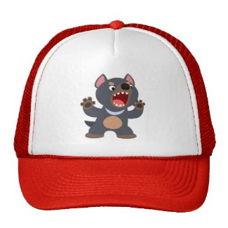 Cute Cartoon Tasmanian Devil Hat