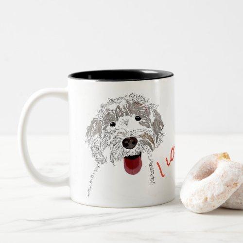 Two-Tone Coffee Mug