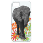 Cute Hippie Elephant iPhone5 cases casemate cases