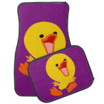 Cute Joyous Cartoon Duckling Car Mats Car Mat