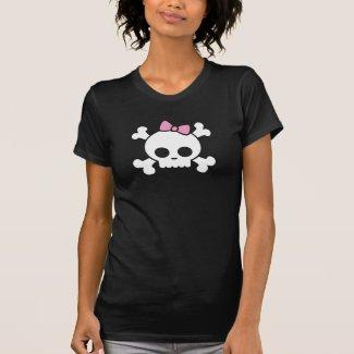 Cute Skull Tee Shirt
