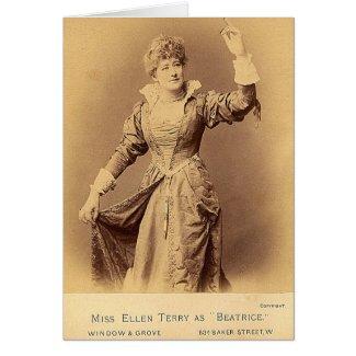 Dame Ellen Terry Cards