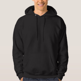 Dance Black Hoodie (customizable)